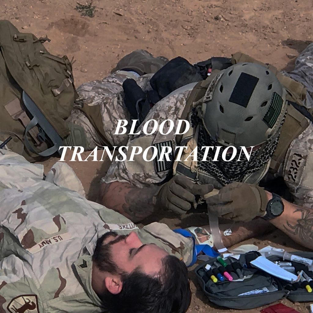 Blood Transport